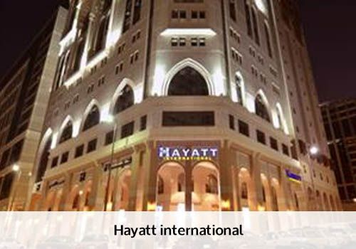 Hayatt international